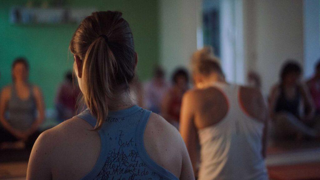 Pilates Mattentraining